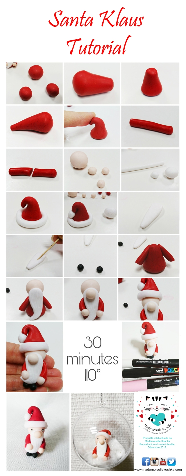 Santa Klaus Tutorial
